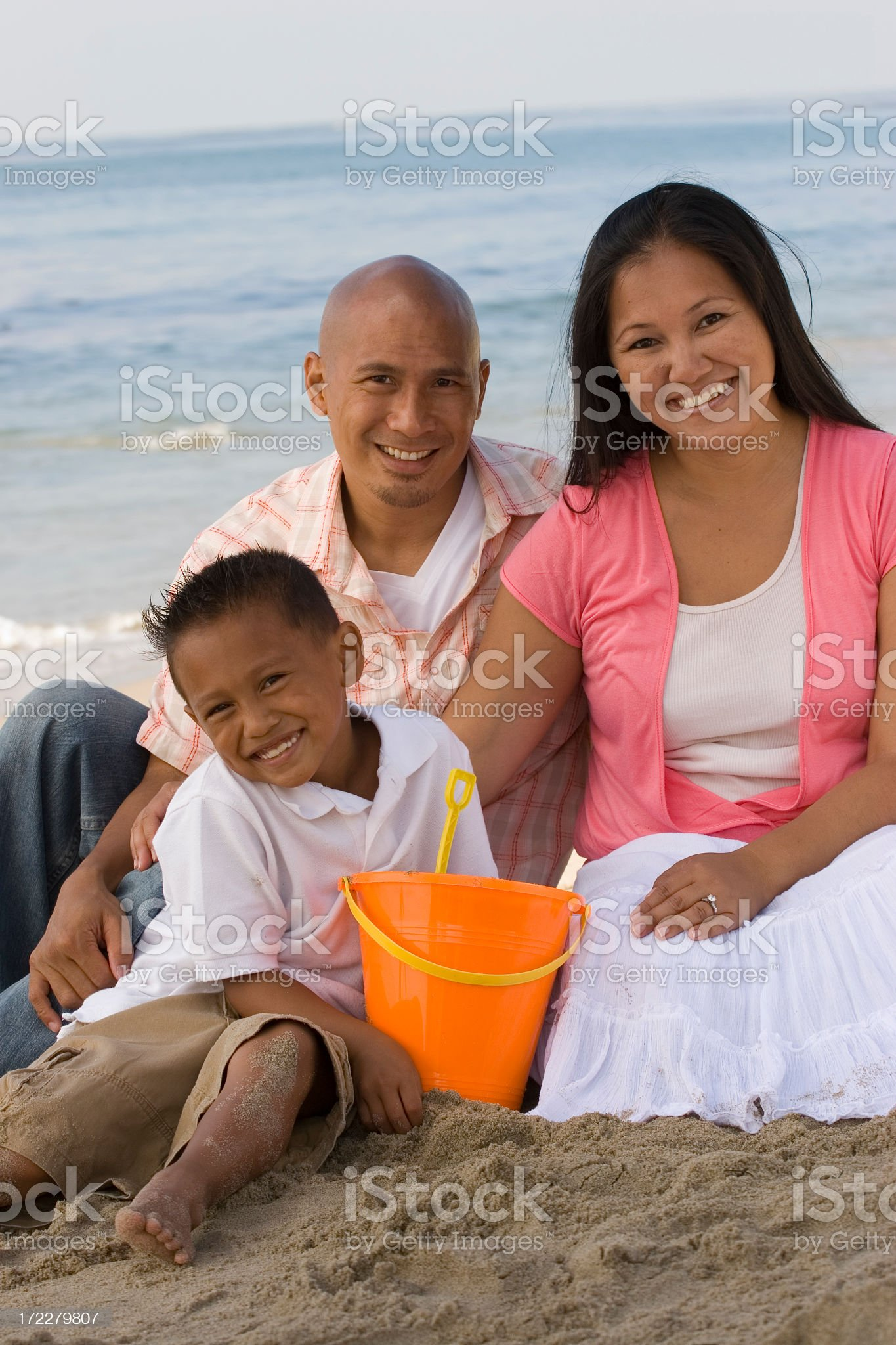 Family Fun royalty-free stock photo
