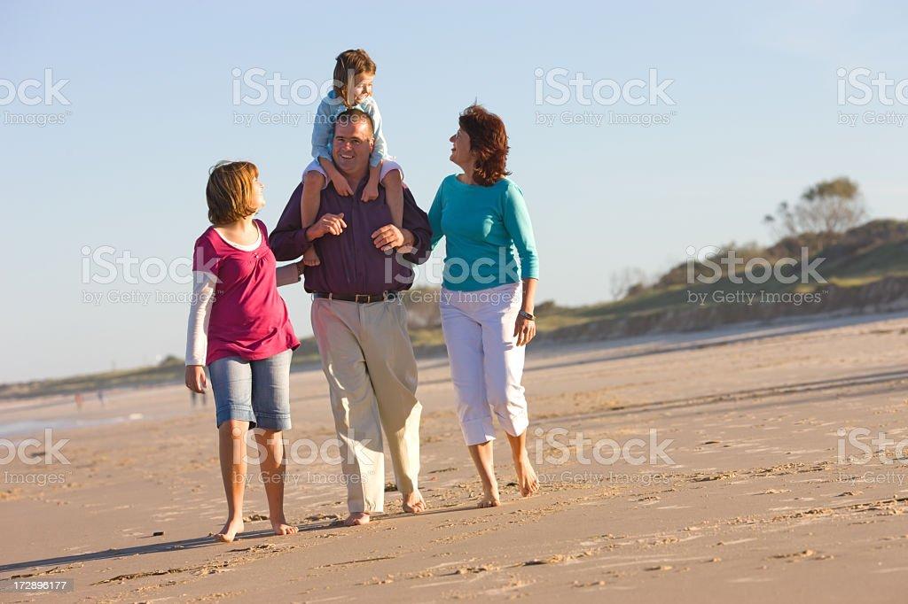Family Fun stock photo