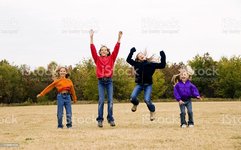 Family Fun Series royalty-free stock photo