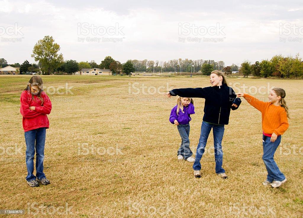 Family Fun Series stock photo