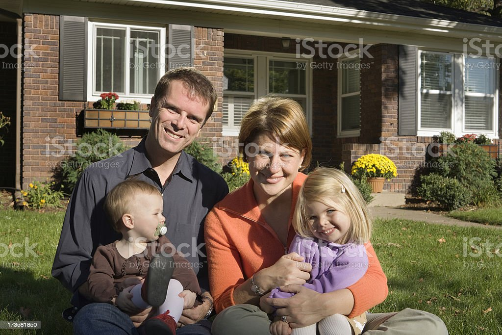 Family & Home royalty-free stock photo