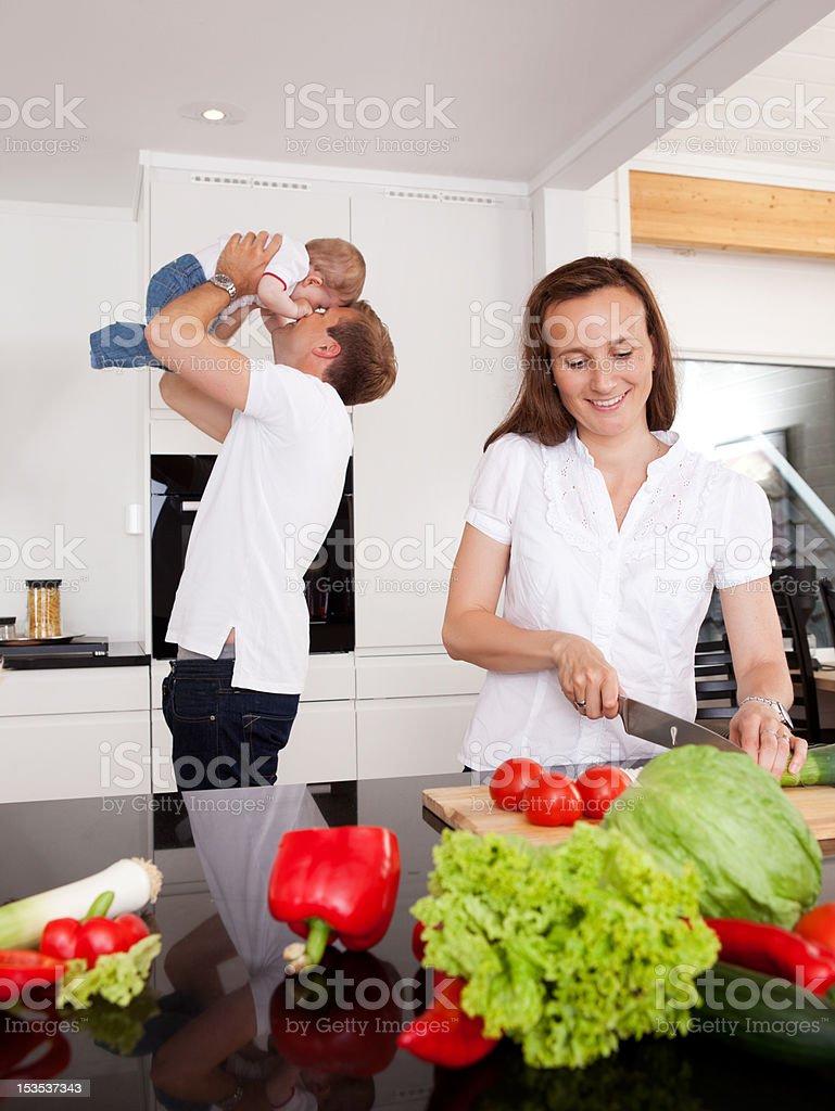 Family Lifestyle stock photo