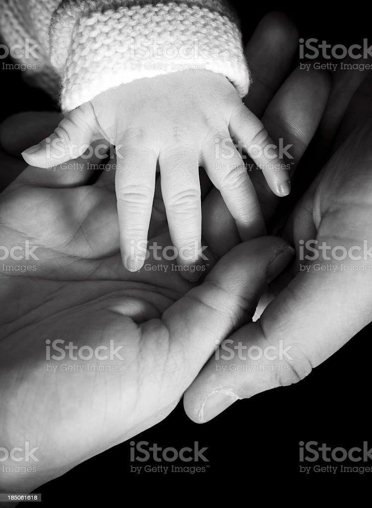 Family Love royalty-free stock photo