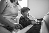 Family musicians