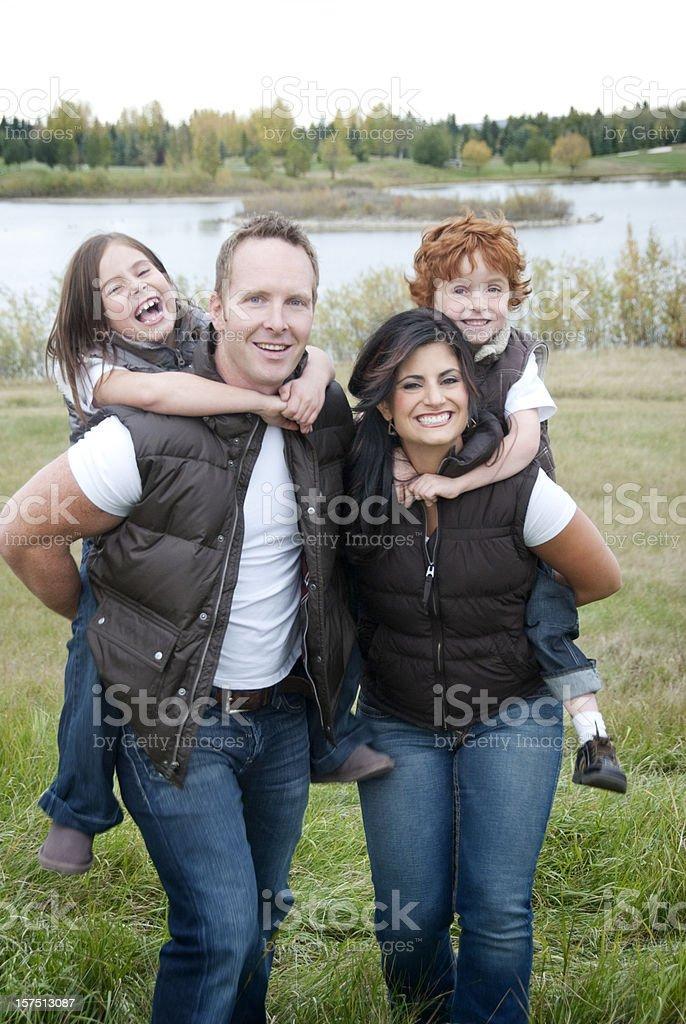 Family royalty-free stock photo