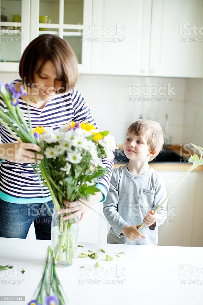 Family stock photo