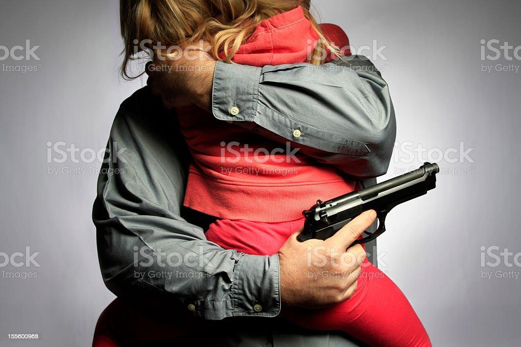 Family Protection stock photo