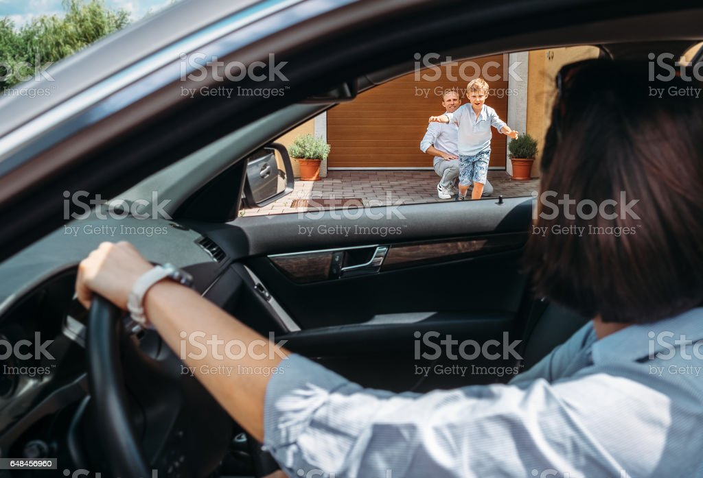 Family relationship concept image stock photo