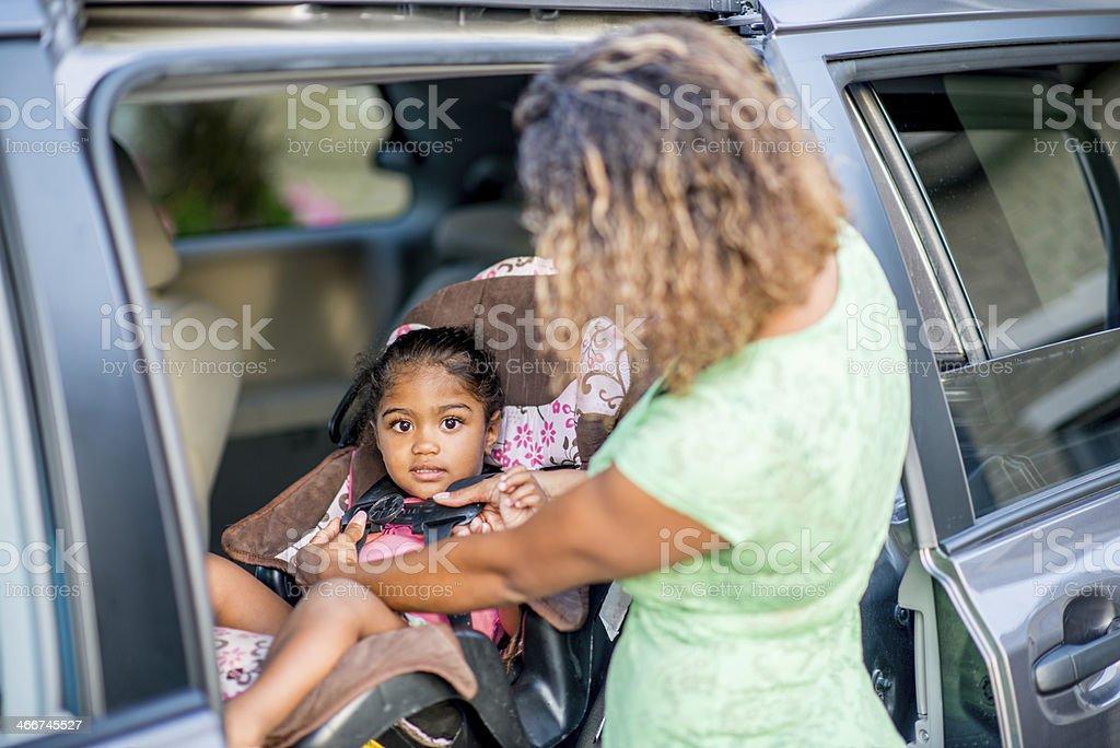 Family Roadtrip stock photo