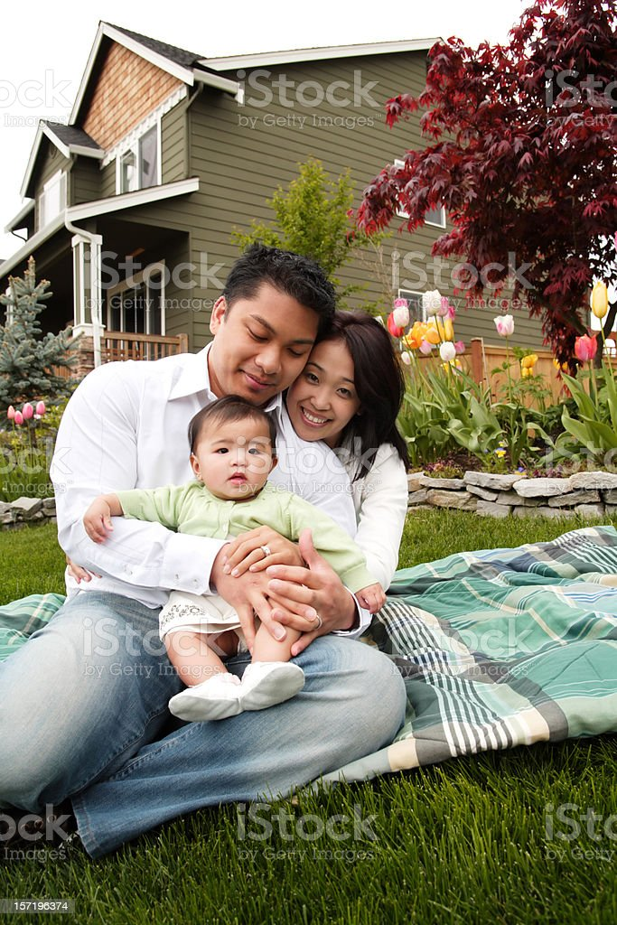 Family Togetherness royalty-free stock photo
