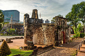Famosa is a Portuguese fortress located in Malacca