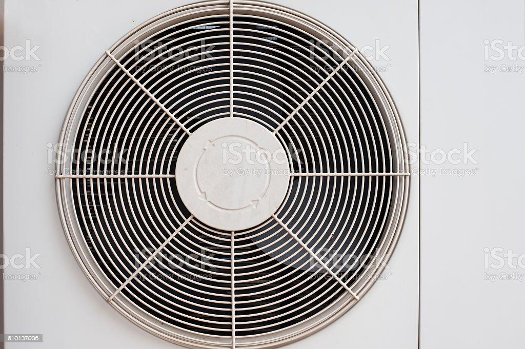 fan coil unit stock photo