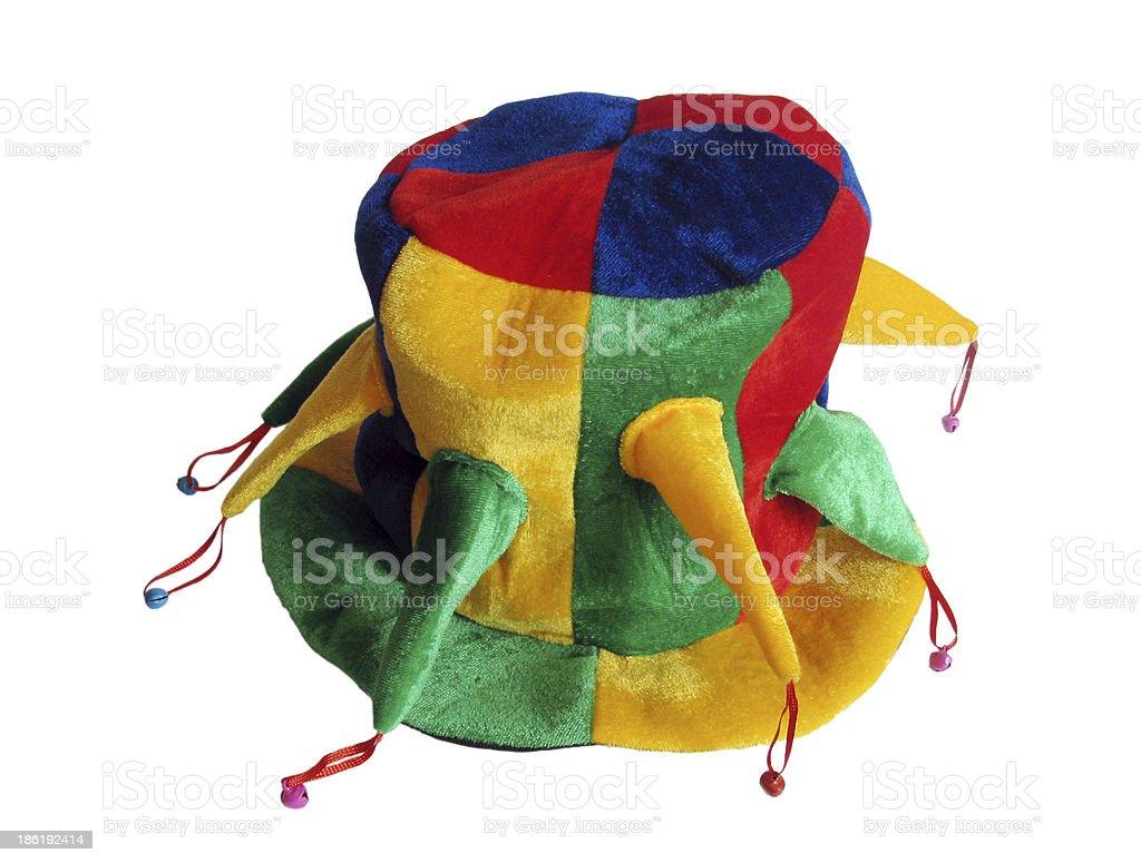 fan hat stock photo