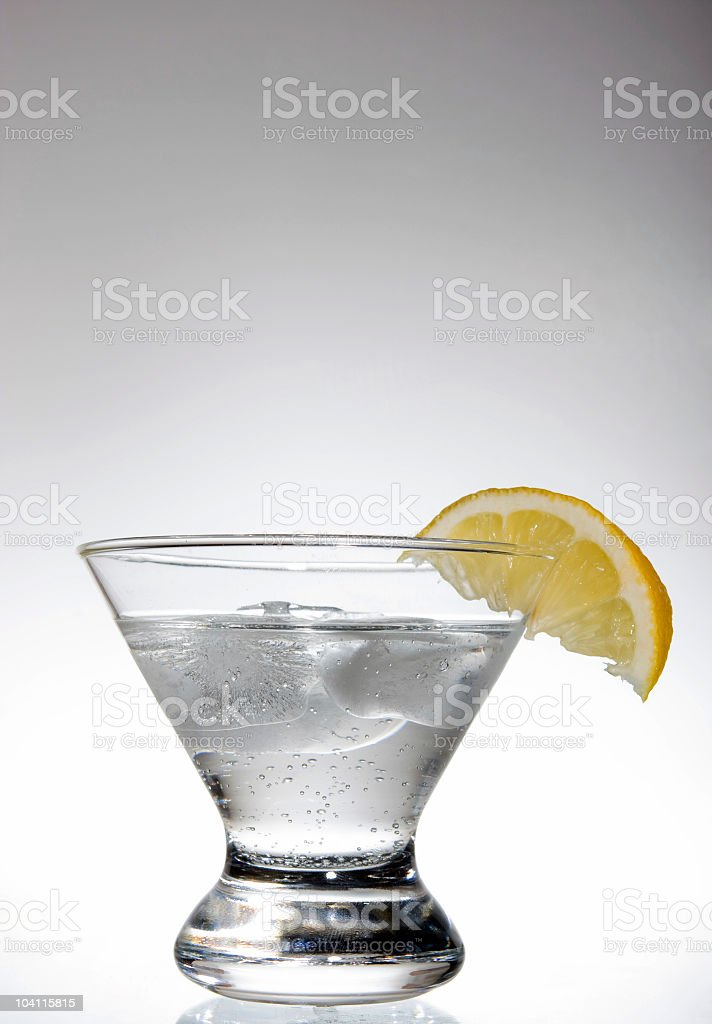 Fancy Cocktail stock photo
