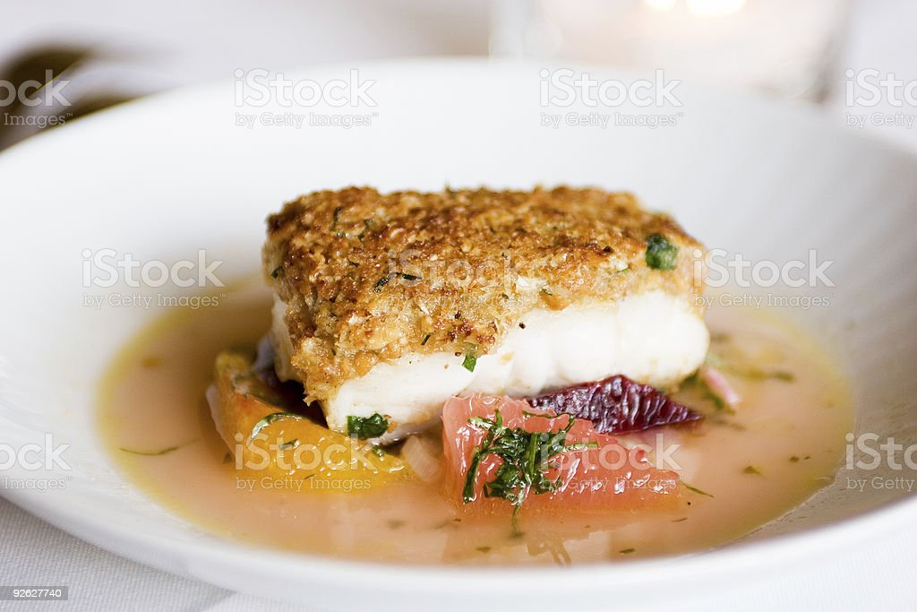 Fancy Fish royalty-free stock photo