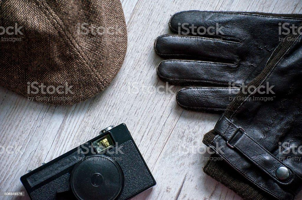 Fancy items stock photo