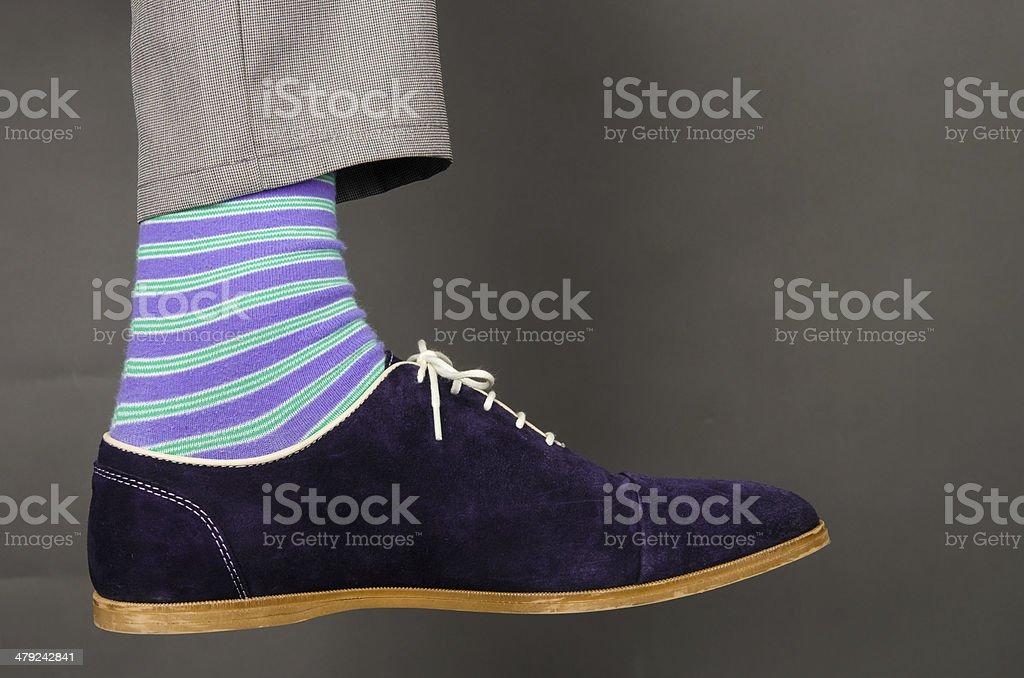 Fancy Socks stock photo