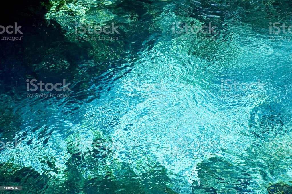 Fanning Springs 1 stock photo