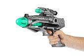 Fantastic toy gun