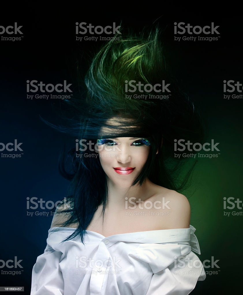 fantasy beauty royalty-free stock photo