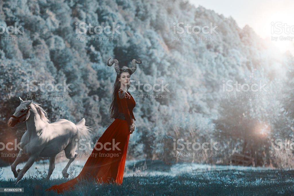 fantasy, feelings stock photo