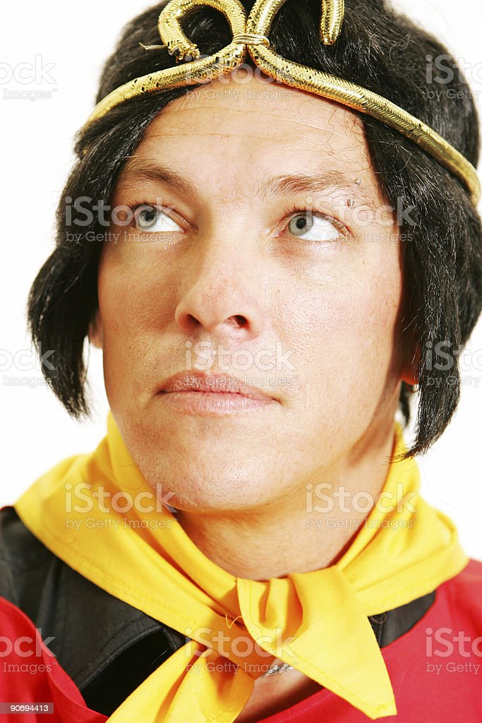 Fantasy Prince stock photo