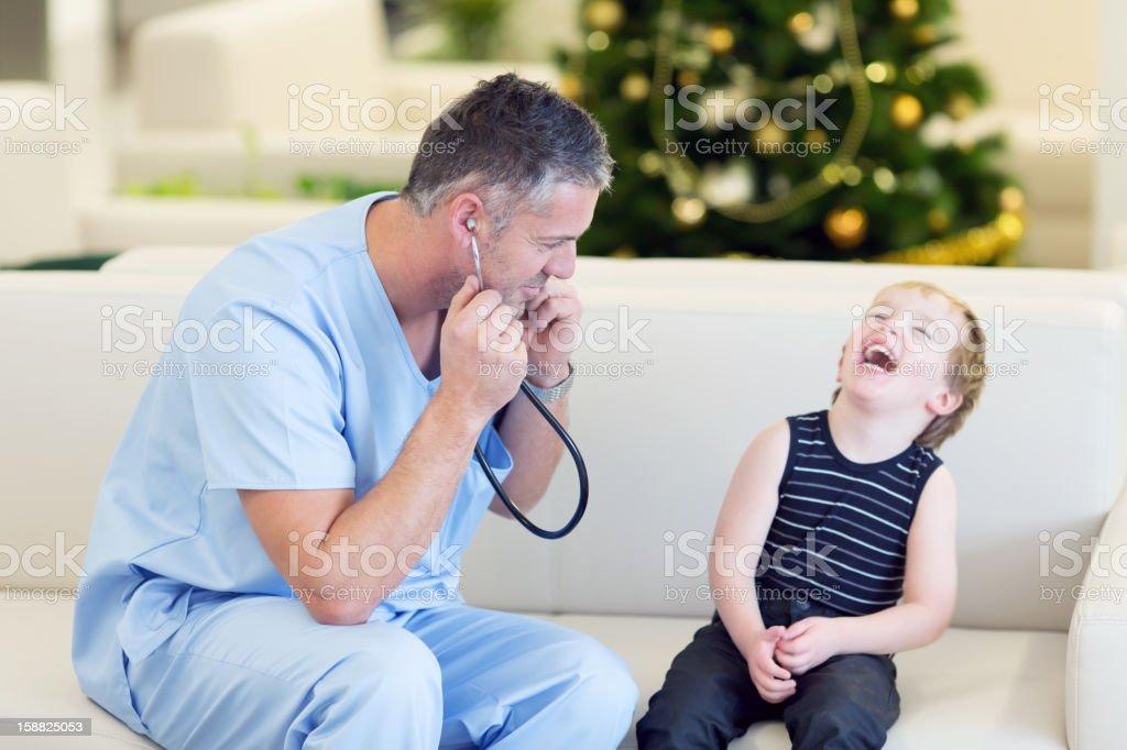 Fany Patient royalty-free stock photo