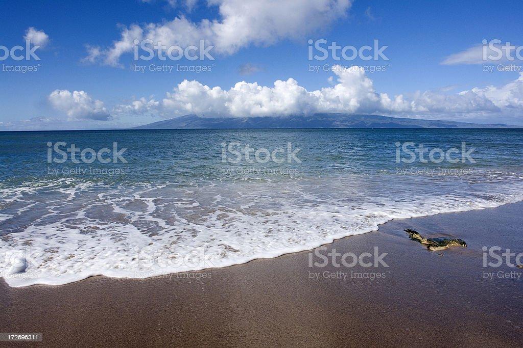 Far island royalty-free stock photo