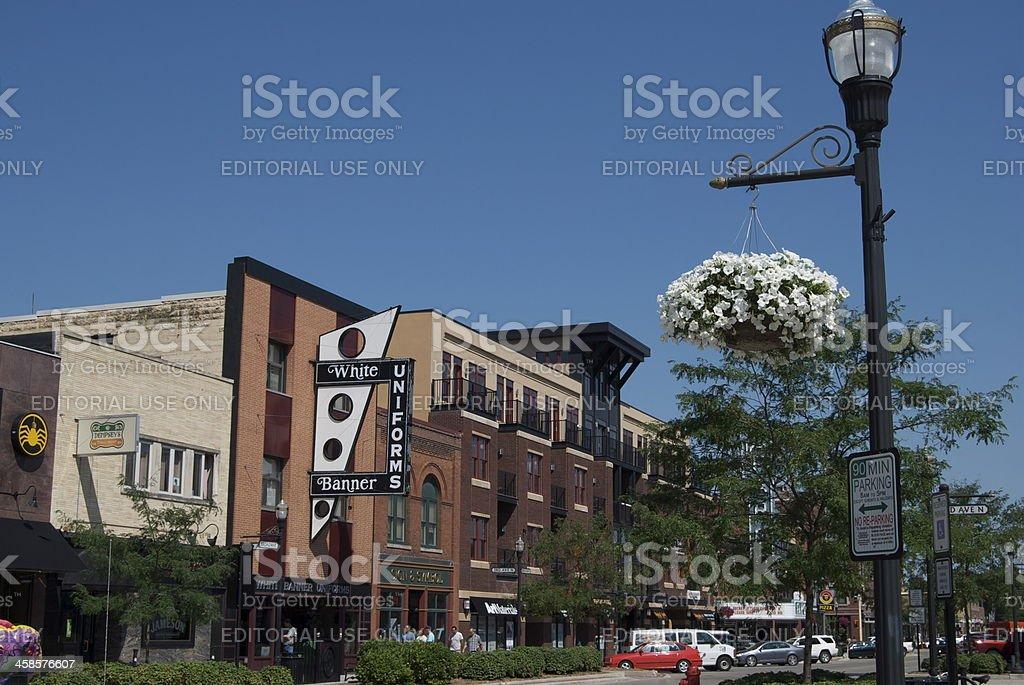 Fargo royalty-free stock photo