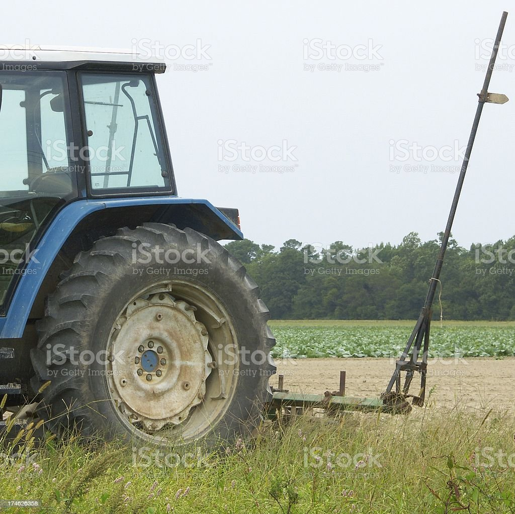 Farm Equipment royalty-free stock photo