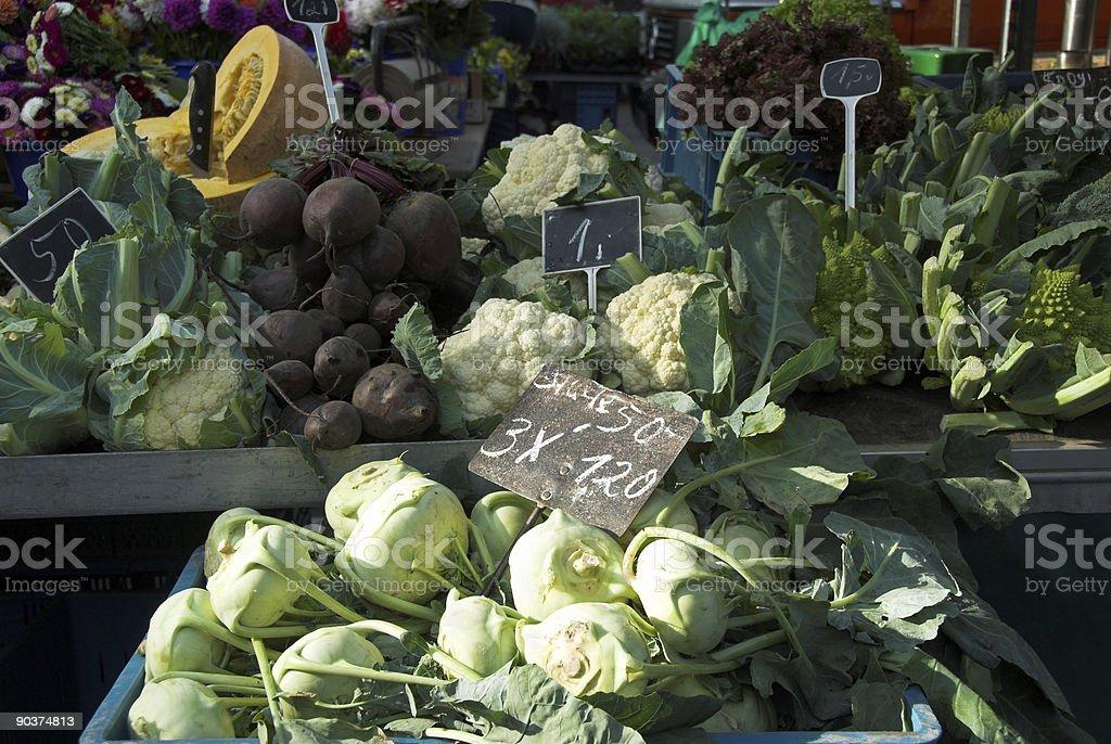 farmer´s market royalty-free stock photo