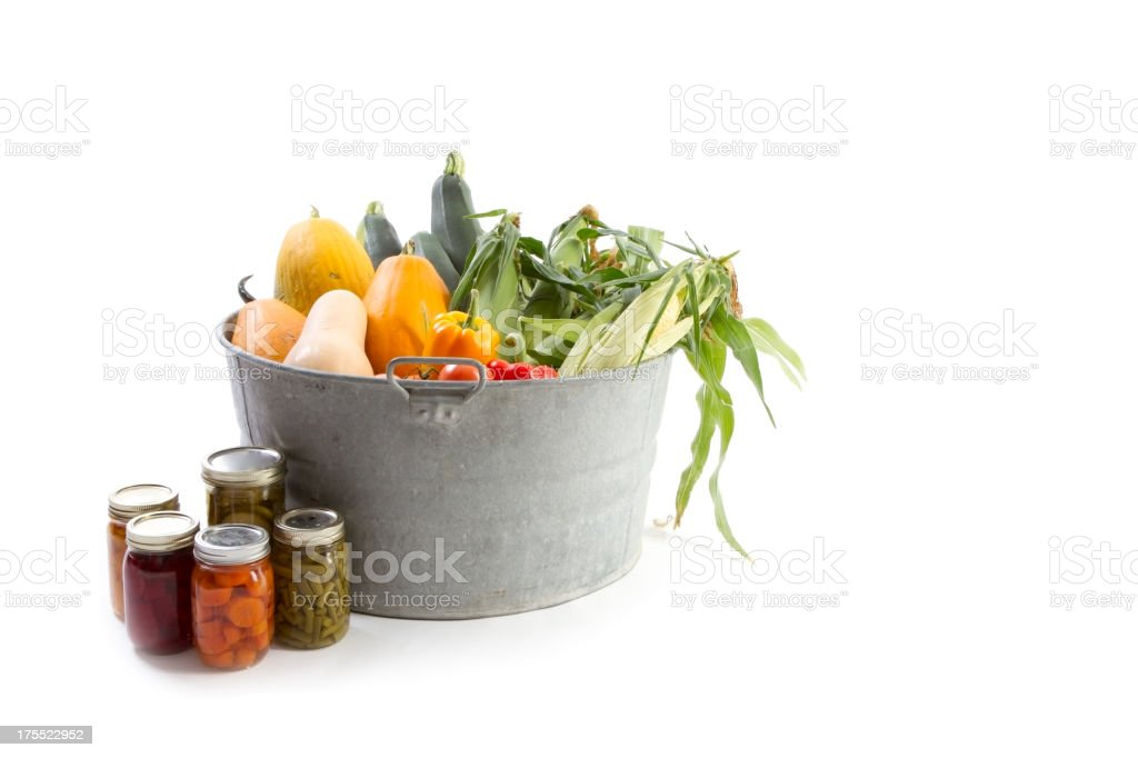 Farmers Market Vegtables stock photo