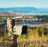Farmhouse Mailbox