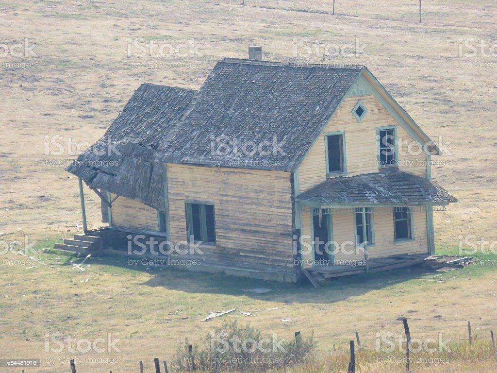 Bauernhaus  Lizenzfreies stock-foto