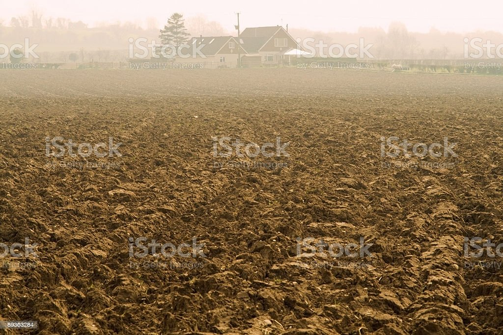 farmland royalty-free stock photo