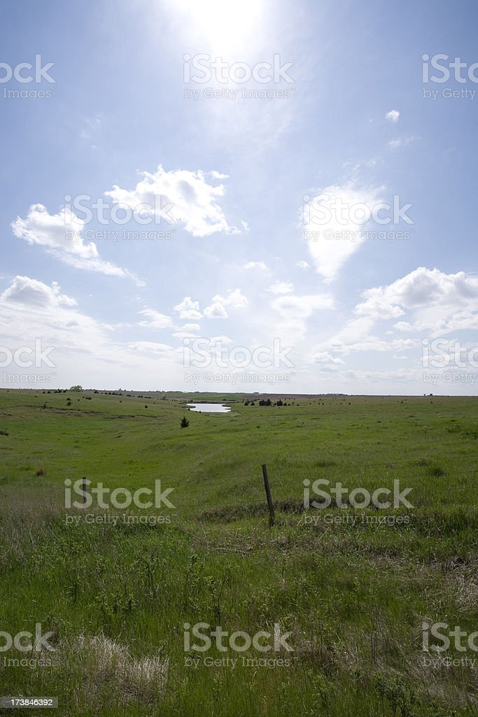 Farmland Series royalty-free stock photo