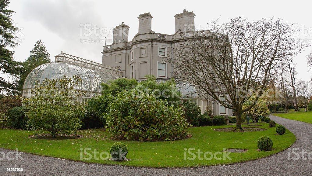 Farmleigh House royalty-free stock photo