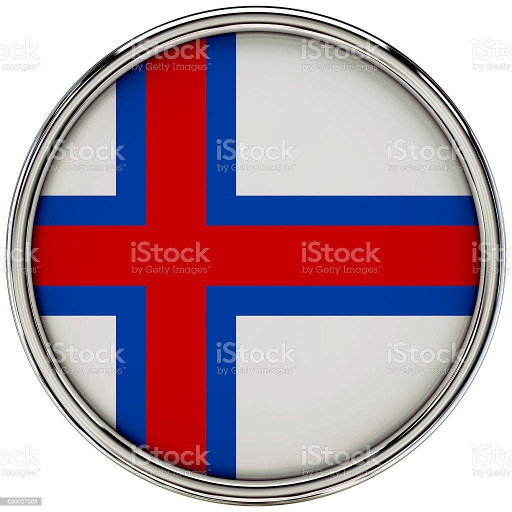 Faroe islands stock photo