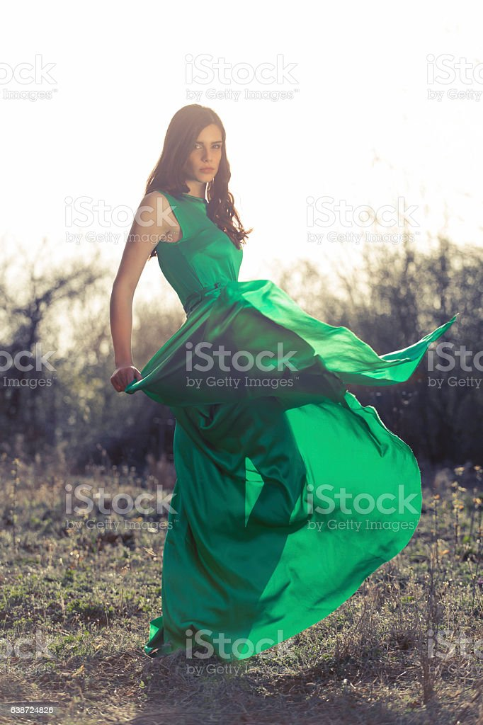 Fashion At Its Finest stock photo
