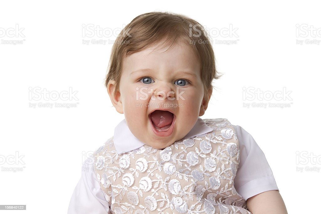 Fashion Baby royalty-free stock photo