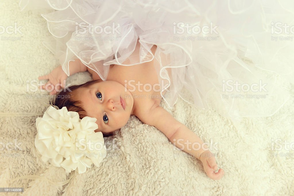 fashion baby royalty-free stock photo