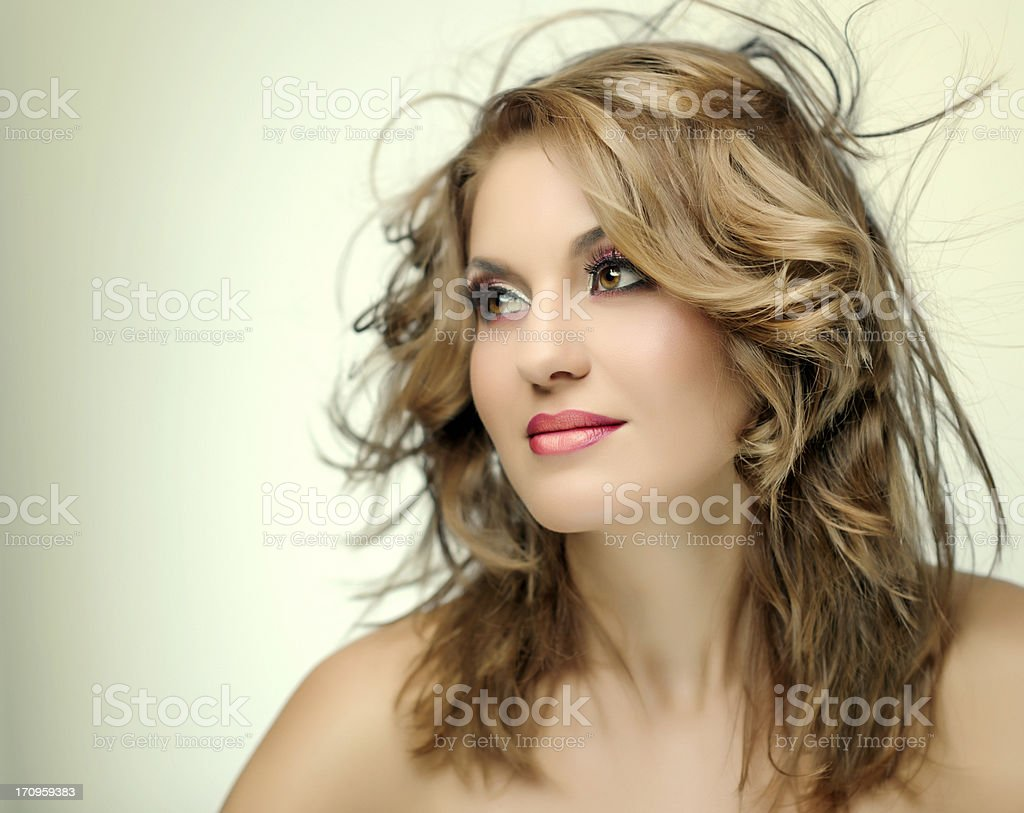 fashion beauty royalty-free stock photo