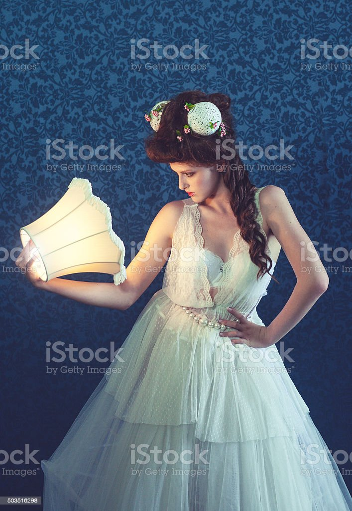 Fashion Bizzare stock photo