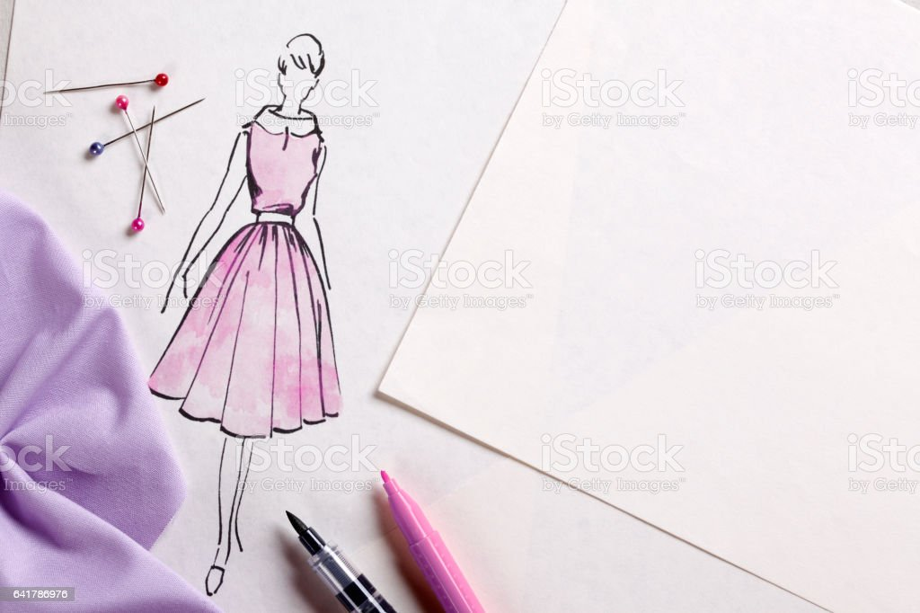Fashion Design stock photo