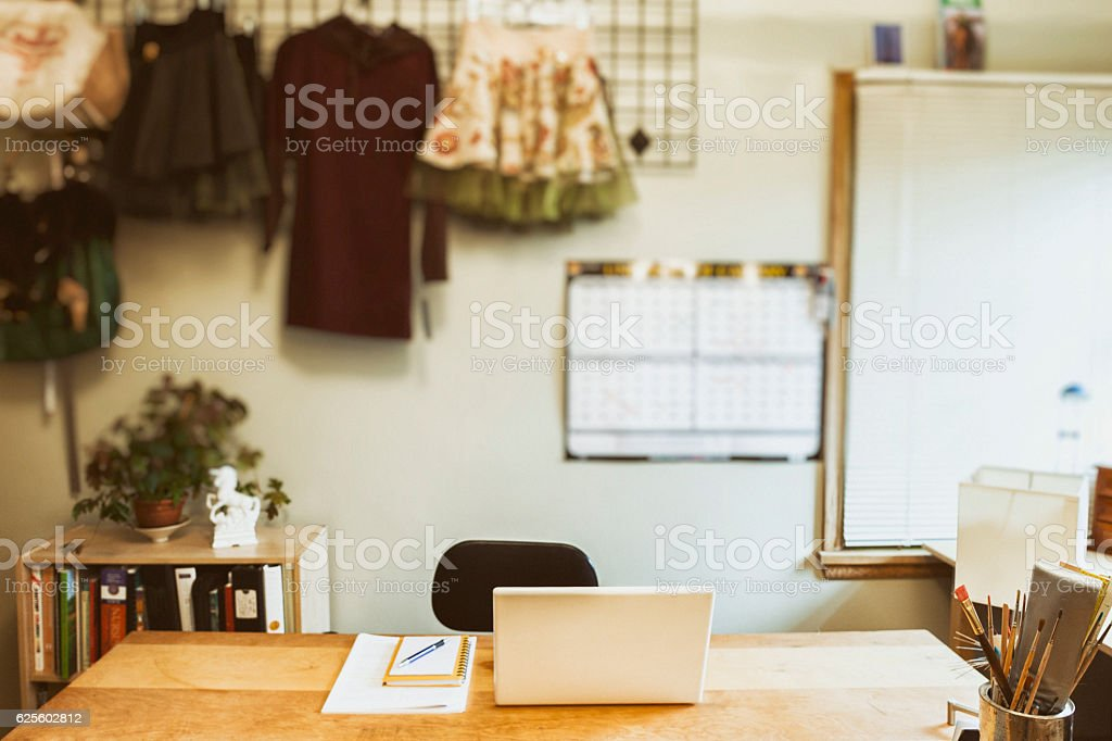 Fashion Designer Home Office And Studio Foto Royalty Free Part 93