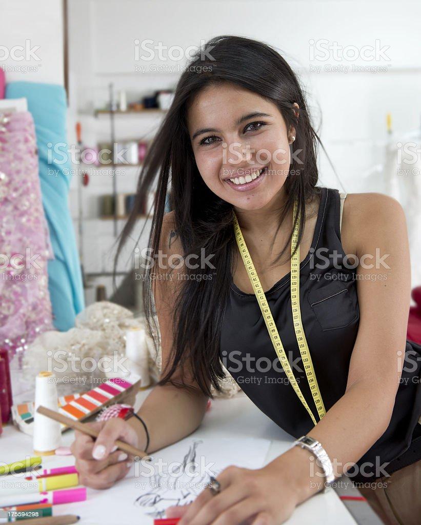 fashion designers stock photo