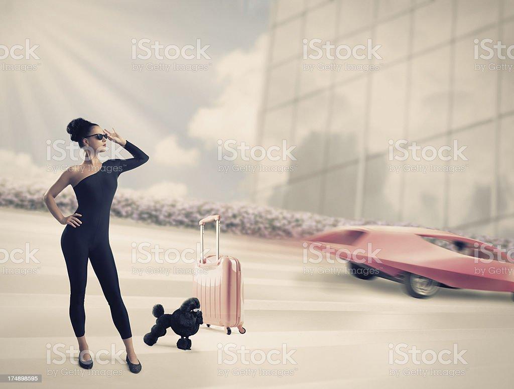 Fashion Dream royalty-free stock photo