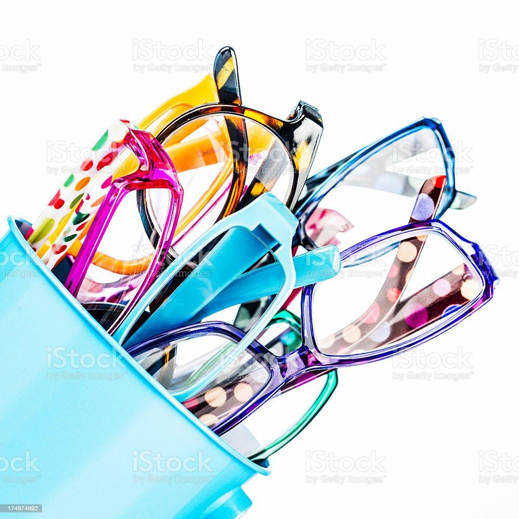 Fashion Eyeglasses royalty-free stock photo