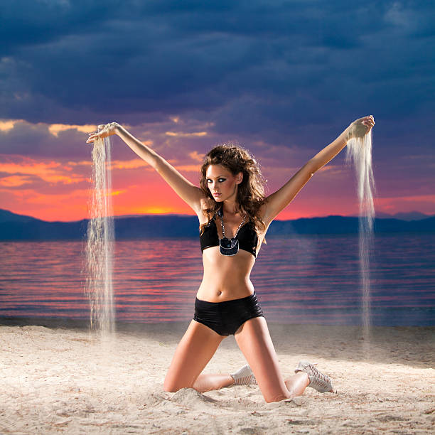 Bikini Falling Off Pictures, Images and Stock Photos - iStock