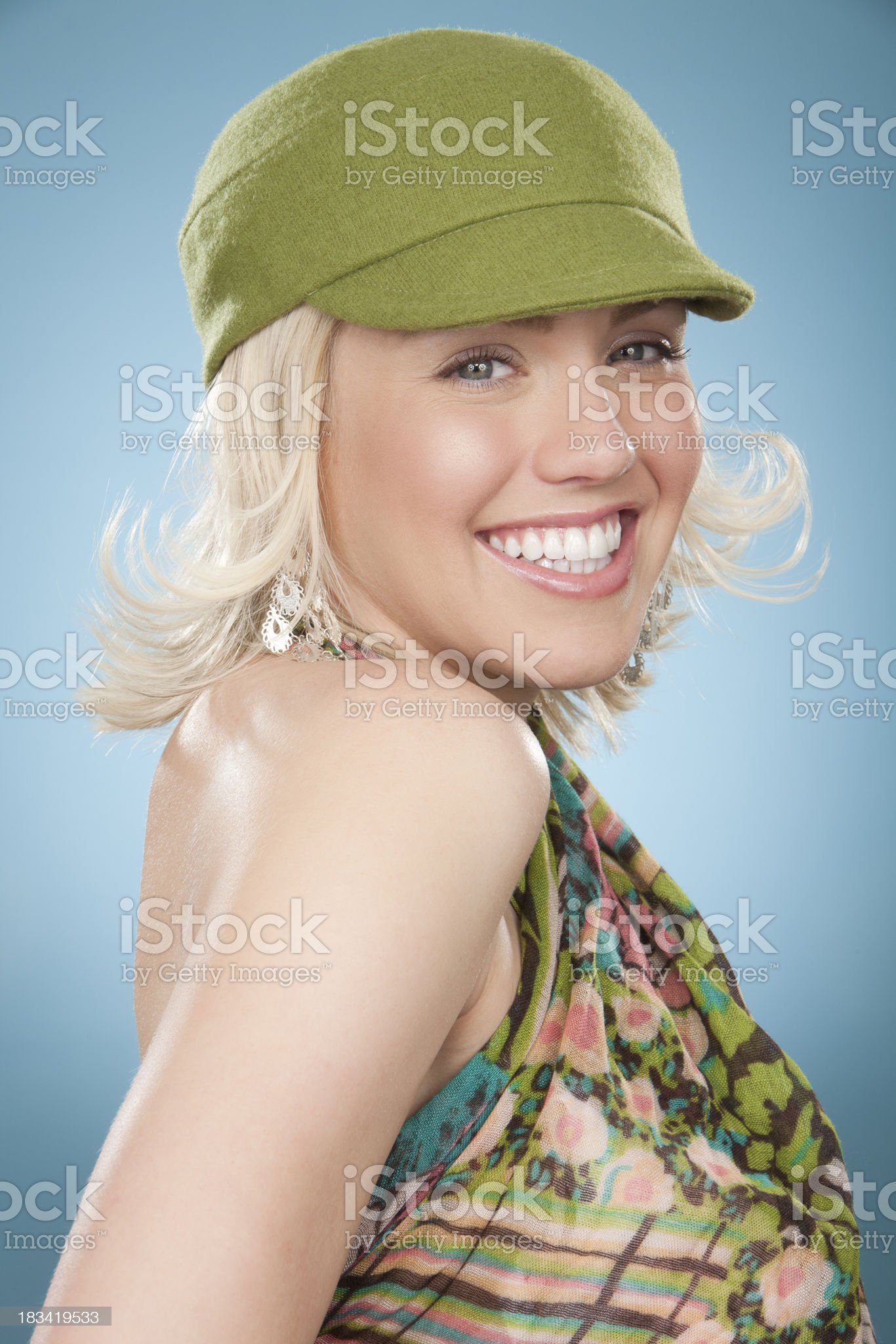 Fashion Glamour royalty-free stock photo
